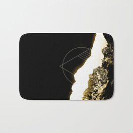 Golden Mountain Bath Mat