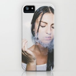 SMOKE iPhone Case