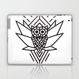 Owl Minimal Laptop & iPad Skin