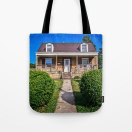 Perfect Little House Tote Bag