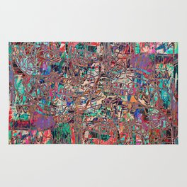 Opinion and Vodka Rug