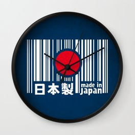 Made in Japan Wall Clock