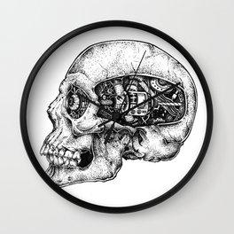 Skull - II Wall Clock