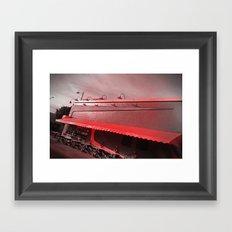 Fred's Framed Art Print