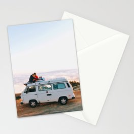 Road Trip with the Van Stationery Cards
