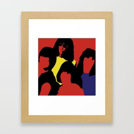Hey Ho Framed Art Print