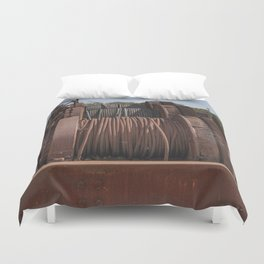Steel Cables Duvet Cover