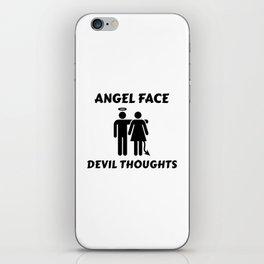 Perfect Couple iPhone Skin