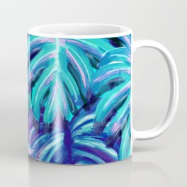 Palm leaves Coffee Mug