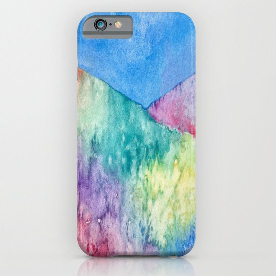 Summer Meadow iPhone & iPod Case
