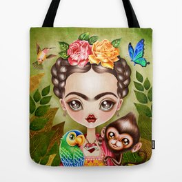 Frida Querida Tote Bag
