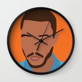 F. Ocean Wall Clock