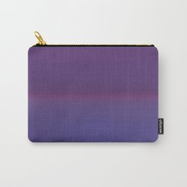 Majestic Royal Purple Hues Carry-All Pouch