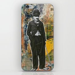 A Day Without Laughter is a Day Wasted iPhone Skin