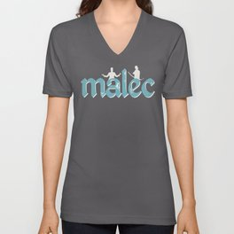 Malec | Shadowhunters Unisex V-Neck