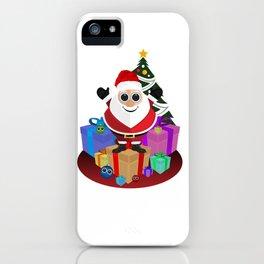 Santa Claus - Christmas iPhone Case