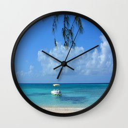 Ready To Go Wall Clock
