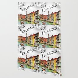 Bellissima Venezia Wallpaper