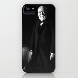 Andrew Carnegie iPhone Case