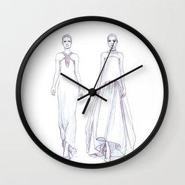 Oscar de la Renta SS 2015 Wall Clock