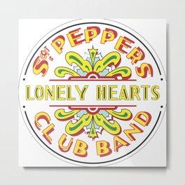 Sgt. Peppers Metal Print