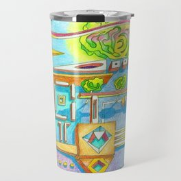 ...we both know we can´t go without it... Travel Mug