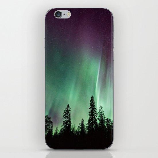 Aurora III iPhone Skin