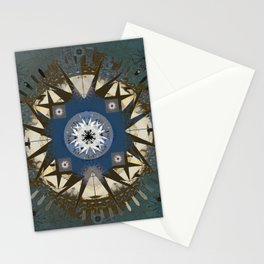 Mastery of Roots and Power Mandala Stationery Cards