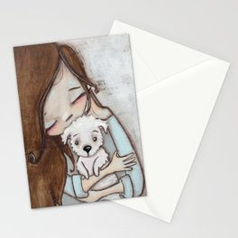 Love Changes Everything by Diane Duda Stationery Cards