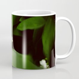 Dramatic Lilly of the Valley Coffee Mug