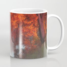 Colors over the Mississippi Coffee Mug