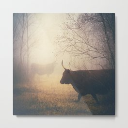 Of the Woods Metal Print