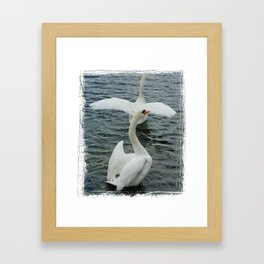 'Time to Fly' Framed Art Print