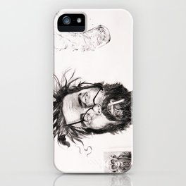 Domesticated #1 iPhone Case