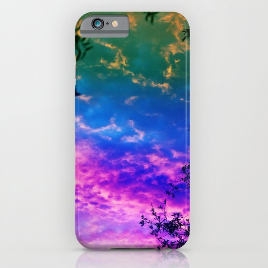 Rainbow Forest iPhone & iPod Case