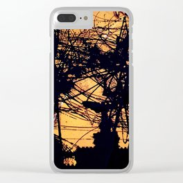 A Call to Arms Clear iPhone Case