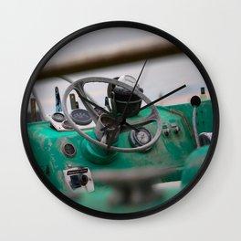 Dreaming of a Wake Wall Clock