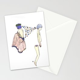 without you Stationery Cards