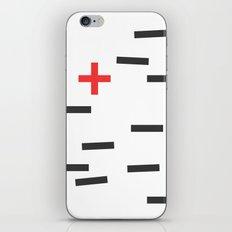 Opposite II iPhone & iPod Skin