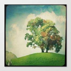 L'arbre Canvas Print