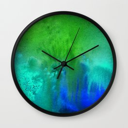 Abstract No. 30 Wall Clock