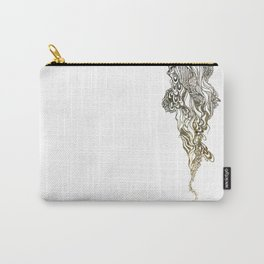 Melting texture Carry-All Pouch