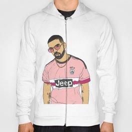 Drake Juventus Jersey Hoody