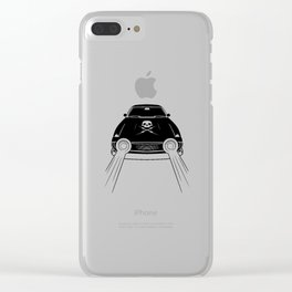 Death Proof / Chevy Nova Clear iPhone Case