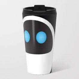 PIXAR CHARACTER POSTER - Eve - WALL-E Travel Mug