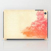 coral iPad Cases featuring Coral by Stacia Elizabeth