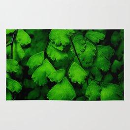 Softly Green Rug