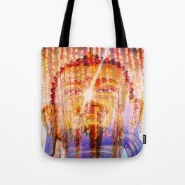 Buddha EnLightened Tote Bag