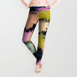 Dabs of paint Leggings