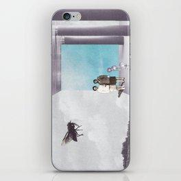 La mouche iPhone Skin